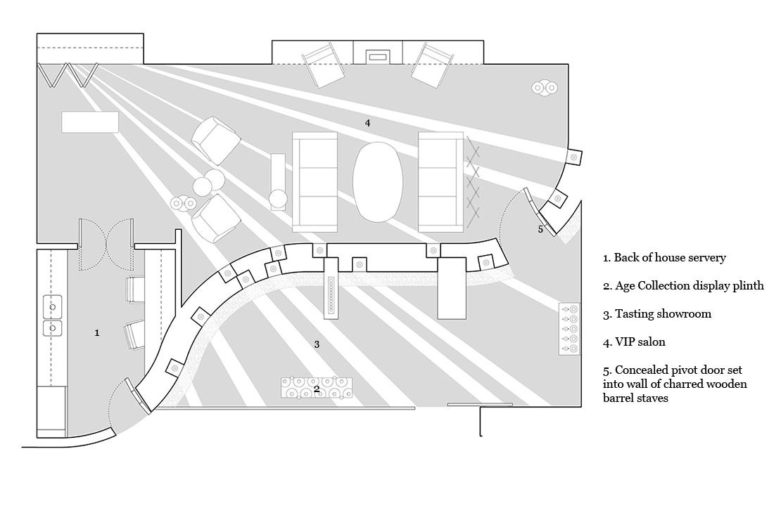 General arrangment plan